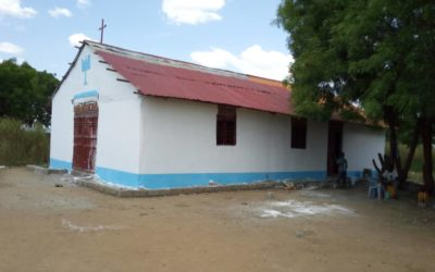 Milestone Achieved: Pastor Matthew's Church Building Is Finished